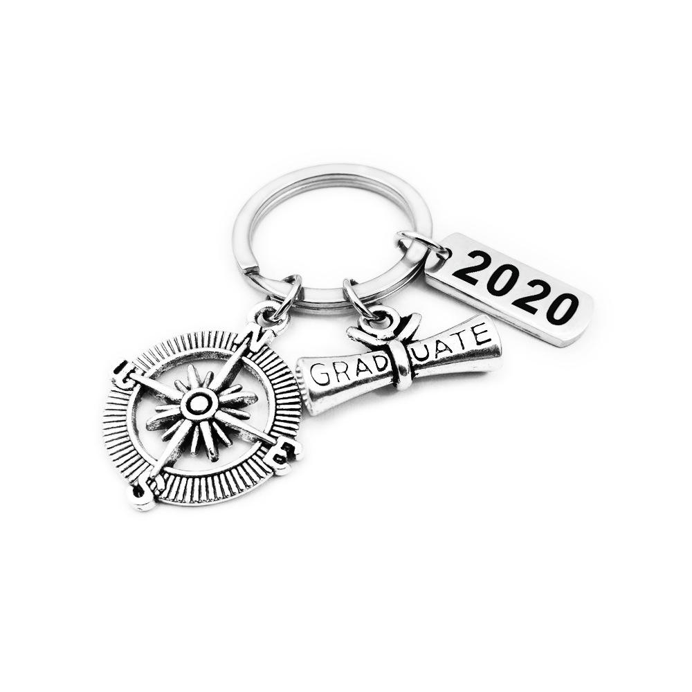 毕业季礼物钥匙扣