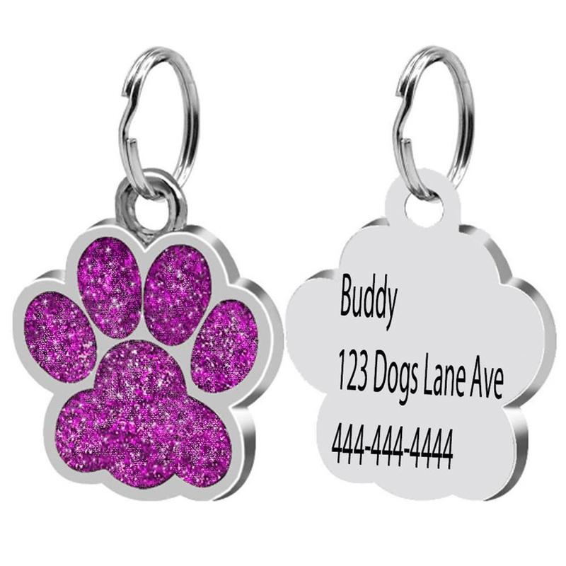 宠物ID钥匙扣