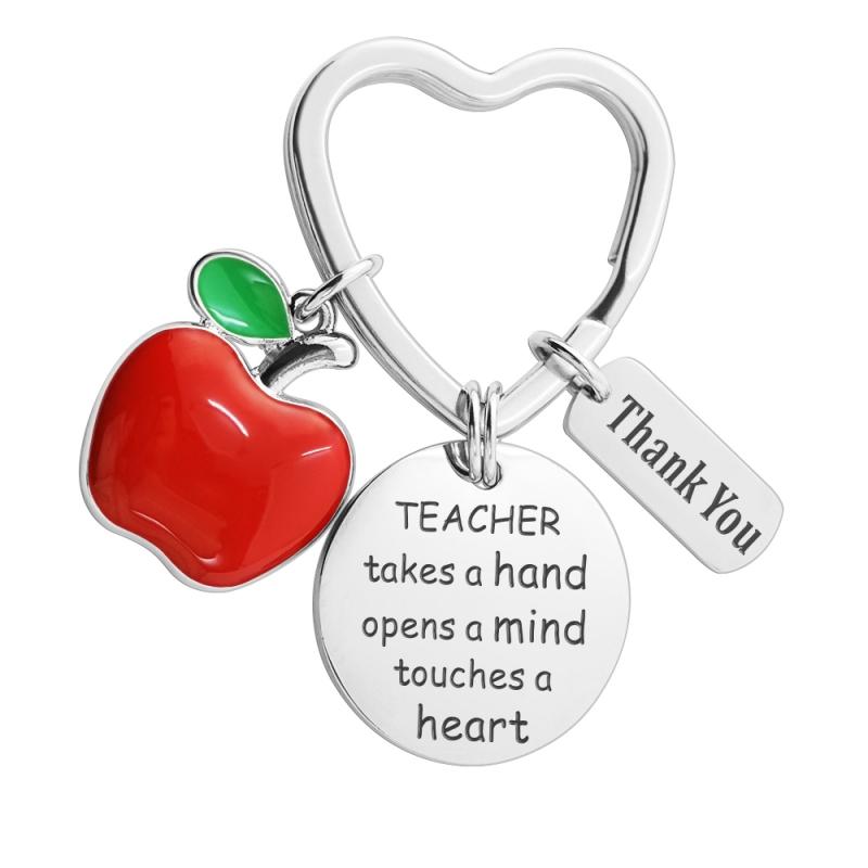 教师节钥匙扣