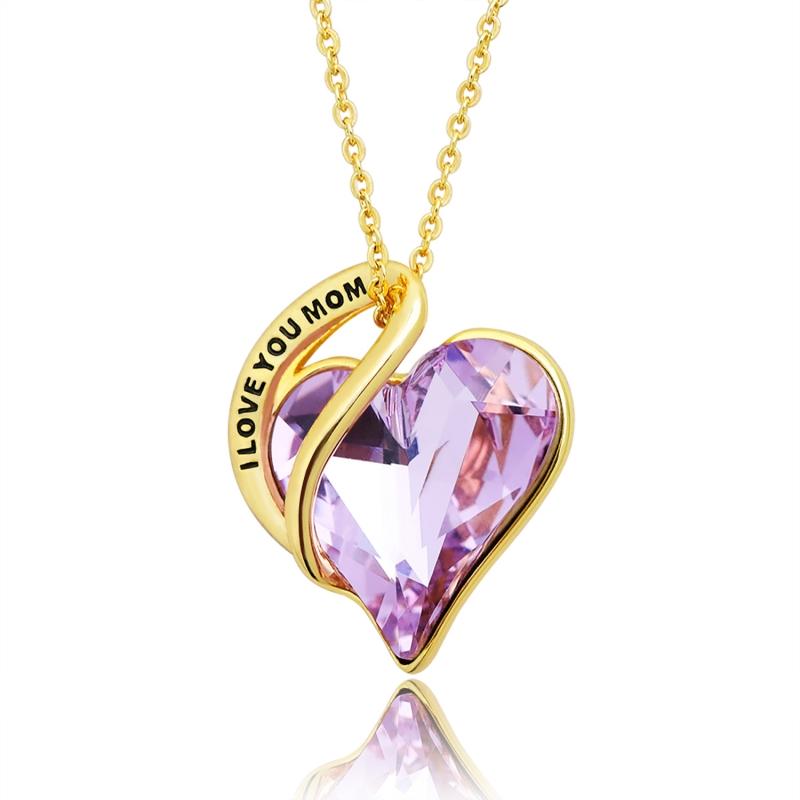 紫水晶项链